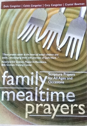 Reviving the Mealtime Prayer | Christian Children's Authors