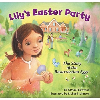 The story of the resurrection eggs christian children s authors