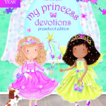 My Princess Devotions by Karen Whiting