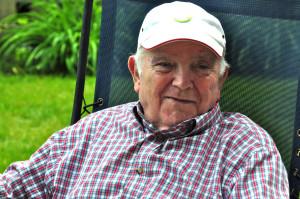 Grandpa, the family storyteller