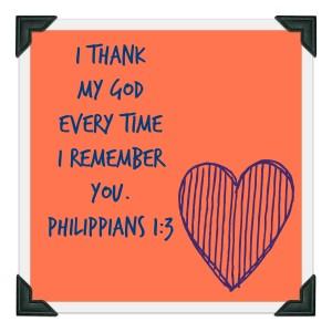 Philippians 13