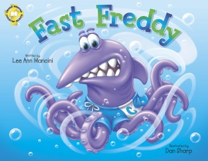 Fast Freddy Cover2