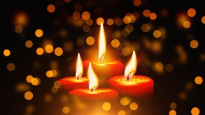 candles-christmas-glow