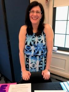 Cheryl Author Fair