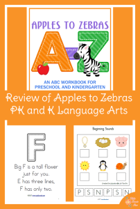 Review of Apples to Zebras