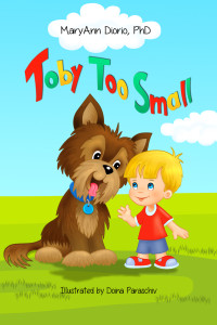 TOBY TOO SMALL by MaryAnn Diorio